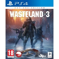 PS4 WASTELAND 3 DAY ONE EDITION 19/05/2020