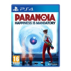 PS4 PARANOIA HAPPINESS IS MANDATORY