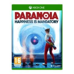 XBOX ONE PARANOIA HAPPINESS IS MANDATORY