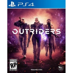 PS4 OUTRIDERS
