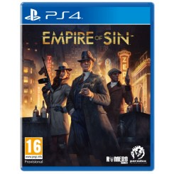 PS4 EMPIRE OF SIN DAY