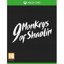 XBOX ONE 9 MONKEYS OF SHAOLIN