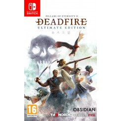 SWITCH PILLARS OF ETERNITY II DEADFIRE ULTIMATE ED