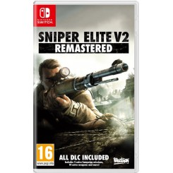 SWITCH SWITCH SNIPER ELITE V2 REMASTERED