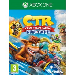 XBOX ONE CRASH TEAM RACING NITRO-FUELED