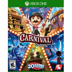 XBOX ONE CARNIVAL GAMES - 20 GIER