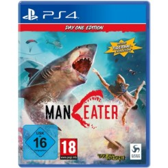 PS4 MANEATER DAY