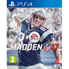 PS4 MADDEN NFL 17