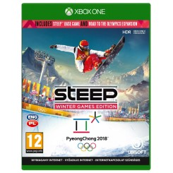 PS4 STEEP WINTER GAMES EDTION