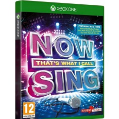XBOX ONE NOW THAT'S WHAT I CALL SING