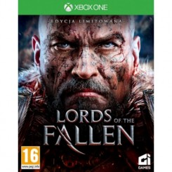XBOX ONE LORDS OF THE FALLEN