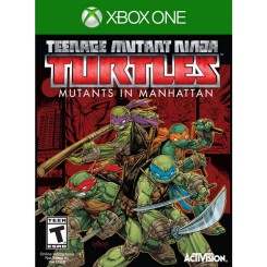 XBOX ONE TEENAGE MUTANT NINJA TURTLES: MUTANTS IN MANHATTAN