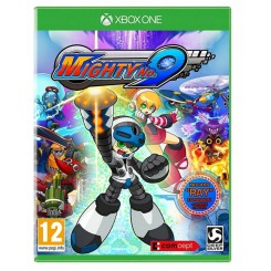 XBOX ONE XBOX ONE MIGHTY NO 9