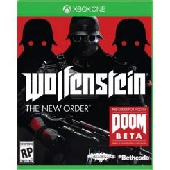 XBOX ONE WOLFENSTEIN: THE NEW ORDER