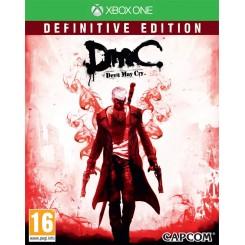 XBOX ONE DMC: DEVIL MAY CRY DEFINITIVE EDITION