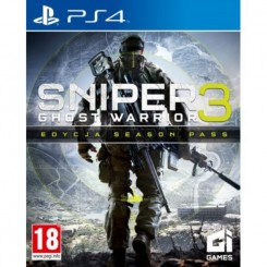 PS4 SNIPER: GHOST WARRIOR 3