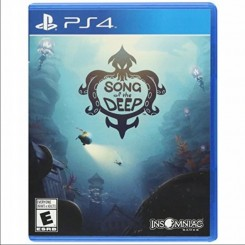PS4 SONG OF THE DEEP
