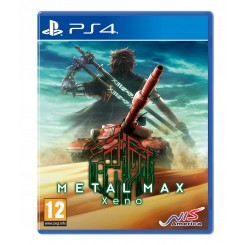 PS4 METAL MAX XENO