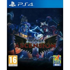 PS4 SPACE HULK ASCENSION