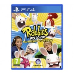 PS4 RABBIDS INVASION: THE INTERACTIVE TV SHOW