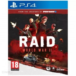PS4 RAID: WORLD WAR II