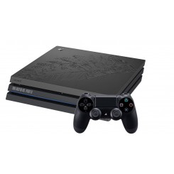 PS4 PRO 1TB MOTYW THE LAST OF US 2 + PAD
