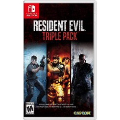 SWITCH RESIDENT EVIL TRIPLE PACK
