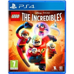 PS4 LEGO THE INCREDIBLES/INIEMAMOCNI