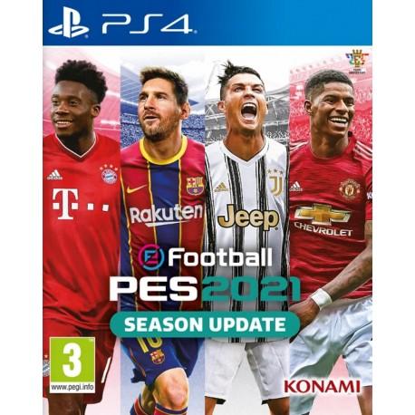 PS4 PES 2021