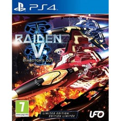PS4 RAIDEN V: DIRECTOR'S CUT LIMITED EDITION