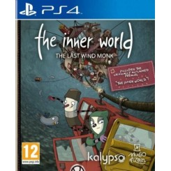 PS4 THE INNER WORLD THE LAST WIND MONK
