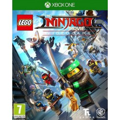 XBOX ONE LEGO NINJAGO MOVIE VIDEOGAME