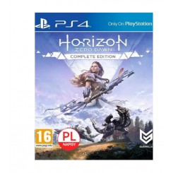 PS4 HORIZON ZERO DAWN EDYCJA KOMPLETNA