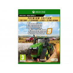 XBOX ONE FARMING SIMULATOR PREMIUM EDITION 19