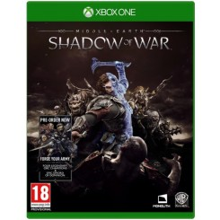 XBOX ONE SHADOW OF WAR CIEŃ WOJNY