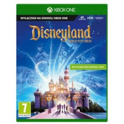 XBOX ONE KINECT DISNEYLAND ADVENTURES