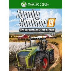 XBXOX ONE FARMING SIMULATOR PLATINUM EDITION 19