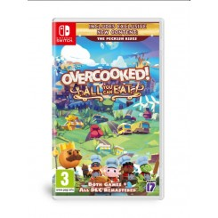 SWITCH OVERCOOKED! ALL YOU CAN EAT!