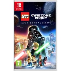 SWITCH LEGO GWIEZDNE WOJNY: SKYWALKER SAGA
