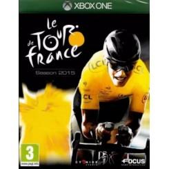 XBOX ONE TOUR DE FRANCE 2015