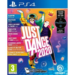 PS4 JUST DANCE 20 / 2020