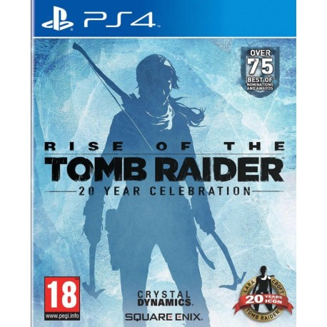 PS4 RISE OF THE TOMB RAIDER